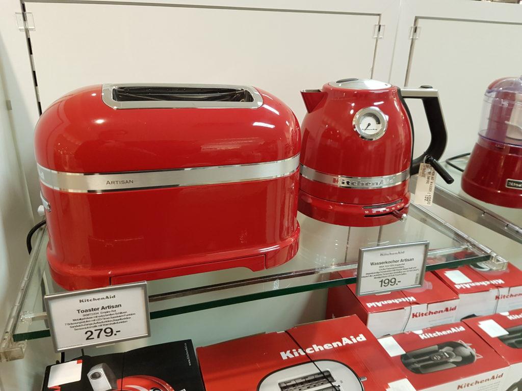 American Toaster für 300 Flocken